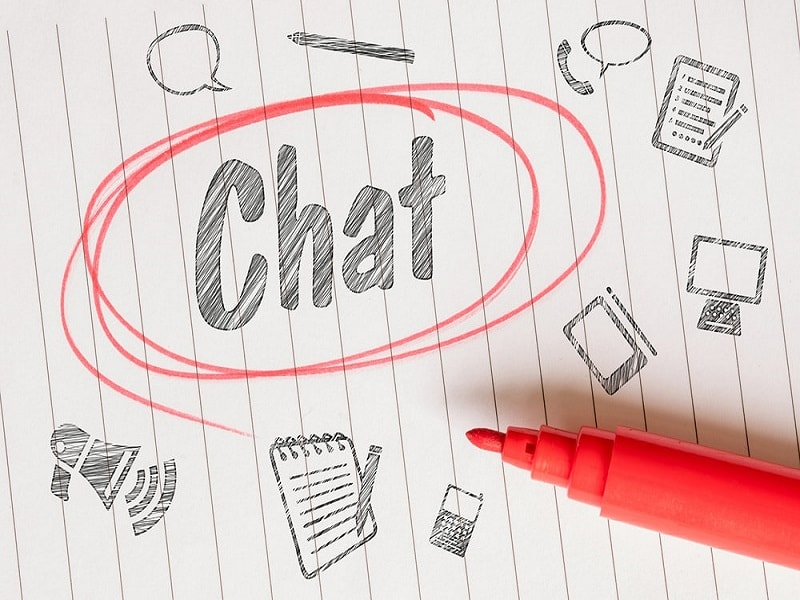 The Evolution, Success and Future of Online Live Chats