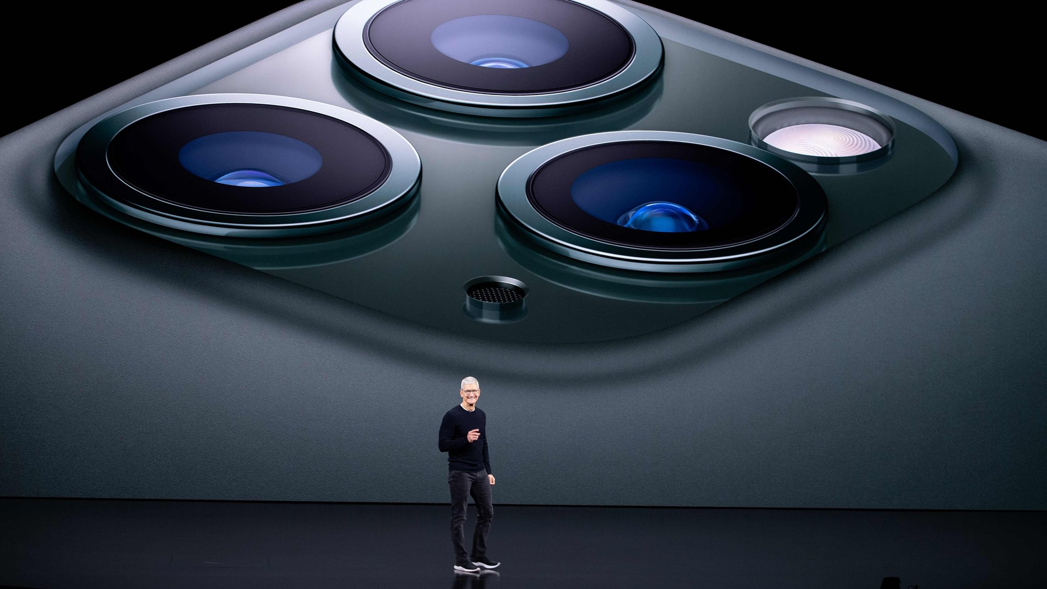 Apple product launch