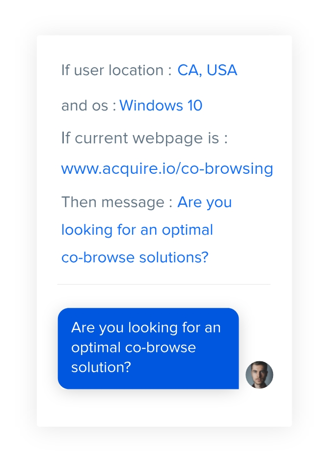 live chat tool on every web page