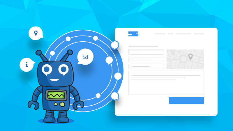 Chatbots Preferred Over Contact Forms