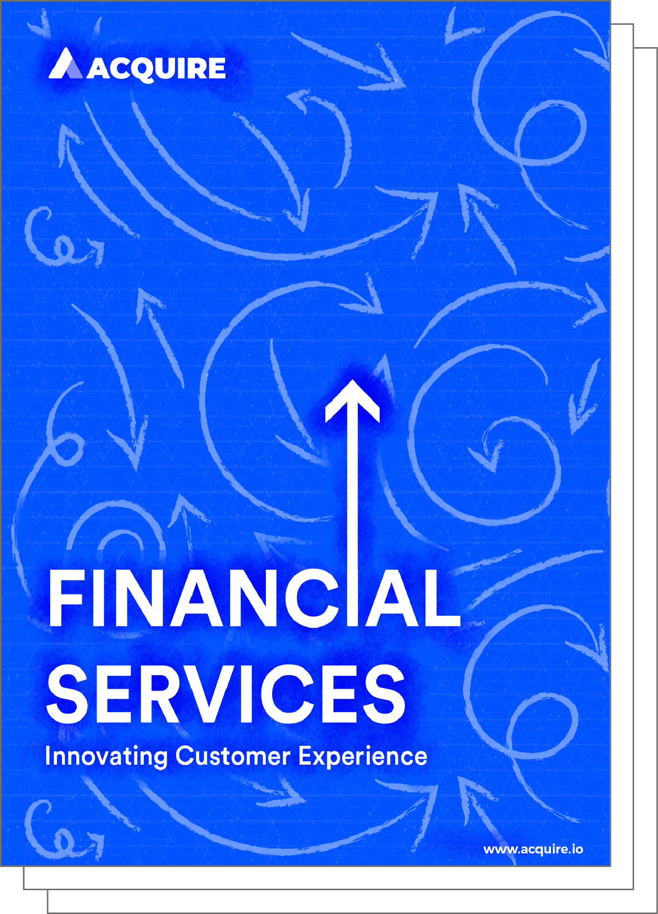 Financial service customer experience optimization factsheet