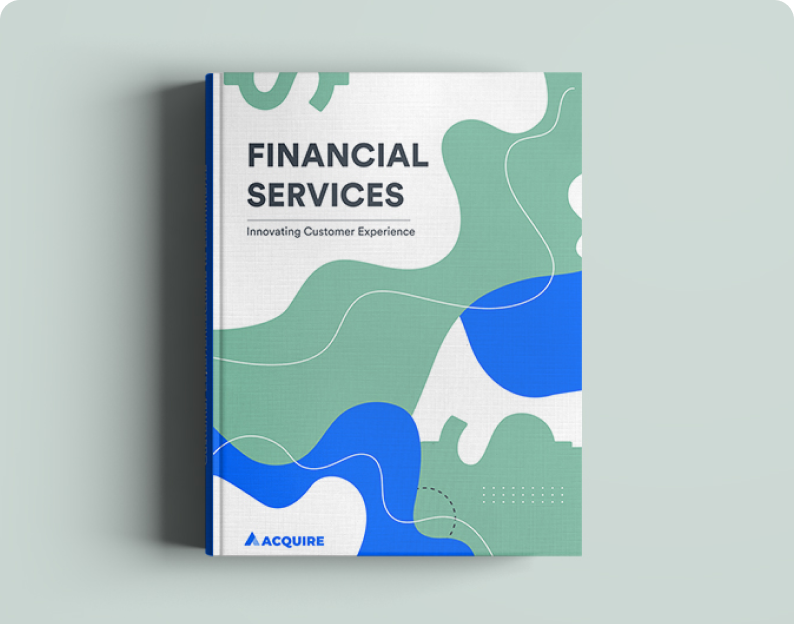 Financial Services Customer Experience Optimization Factsheet