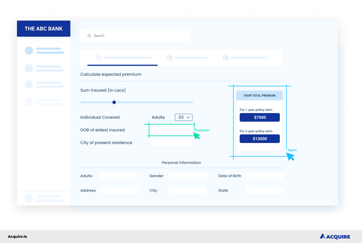 Help customers fill out forms by annotating on their browser
