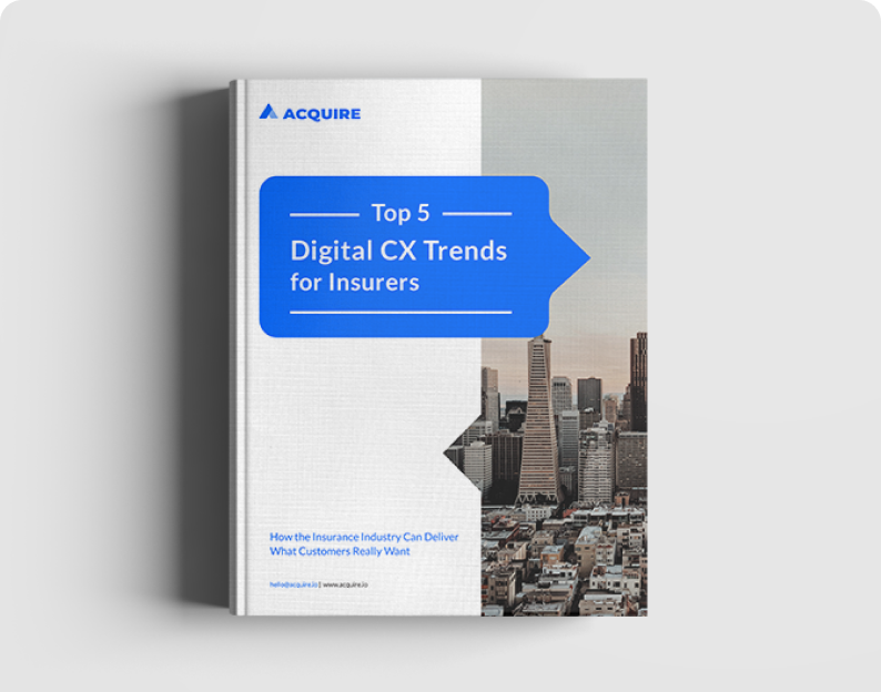 Top 5 Digital CX Trends for Insurers