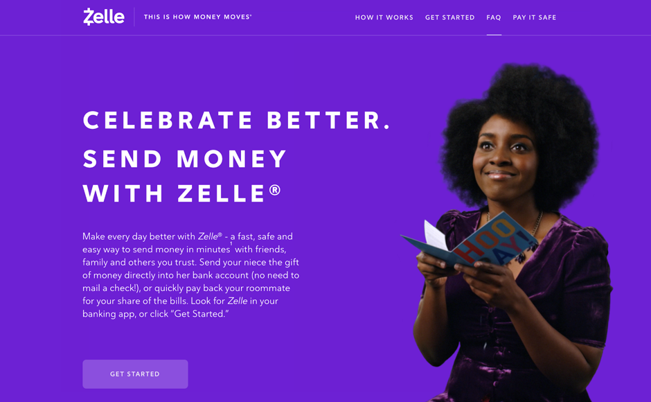 Send money to friends and family hasslefree with zelle