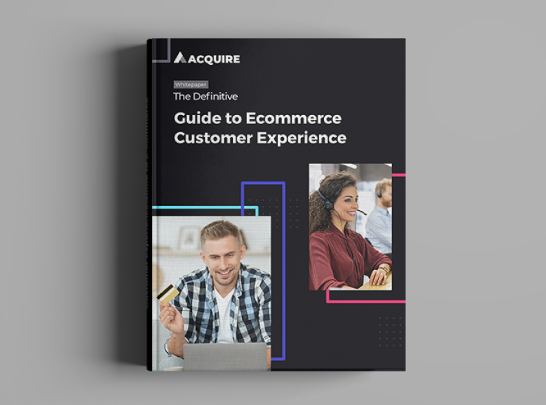 The Definitive Guide to Ecommerce Customer Experience