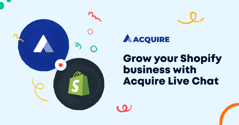Grow Your Business with the Shopify and Acquire Integration I Acquire