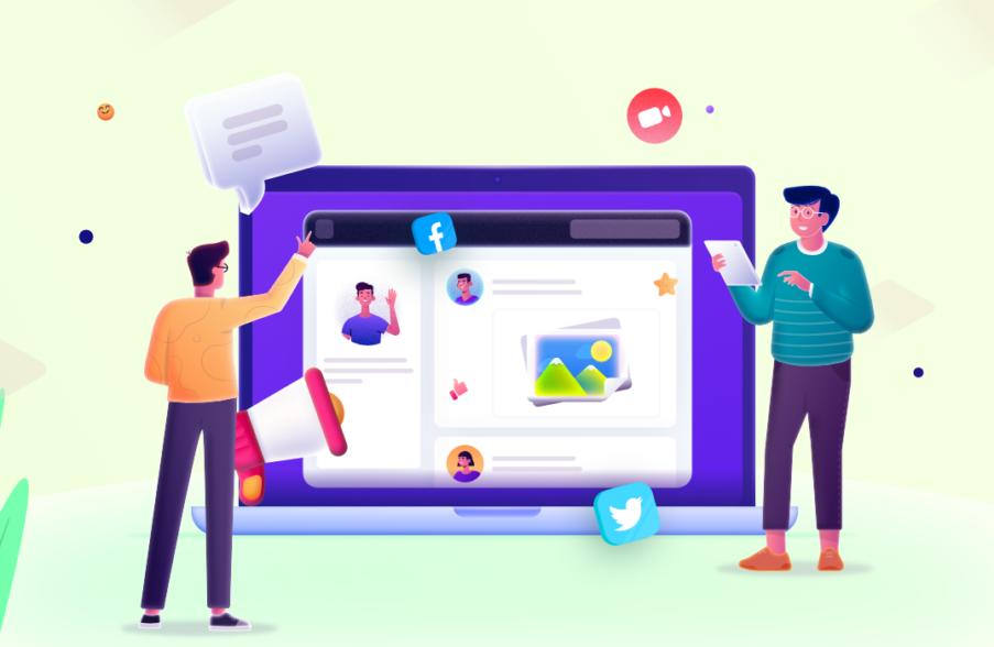 How Companies Use Social Media for Customer Service in 2021