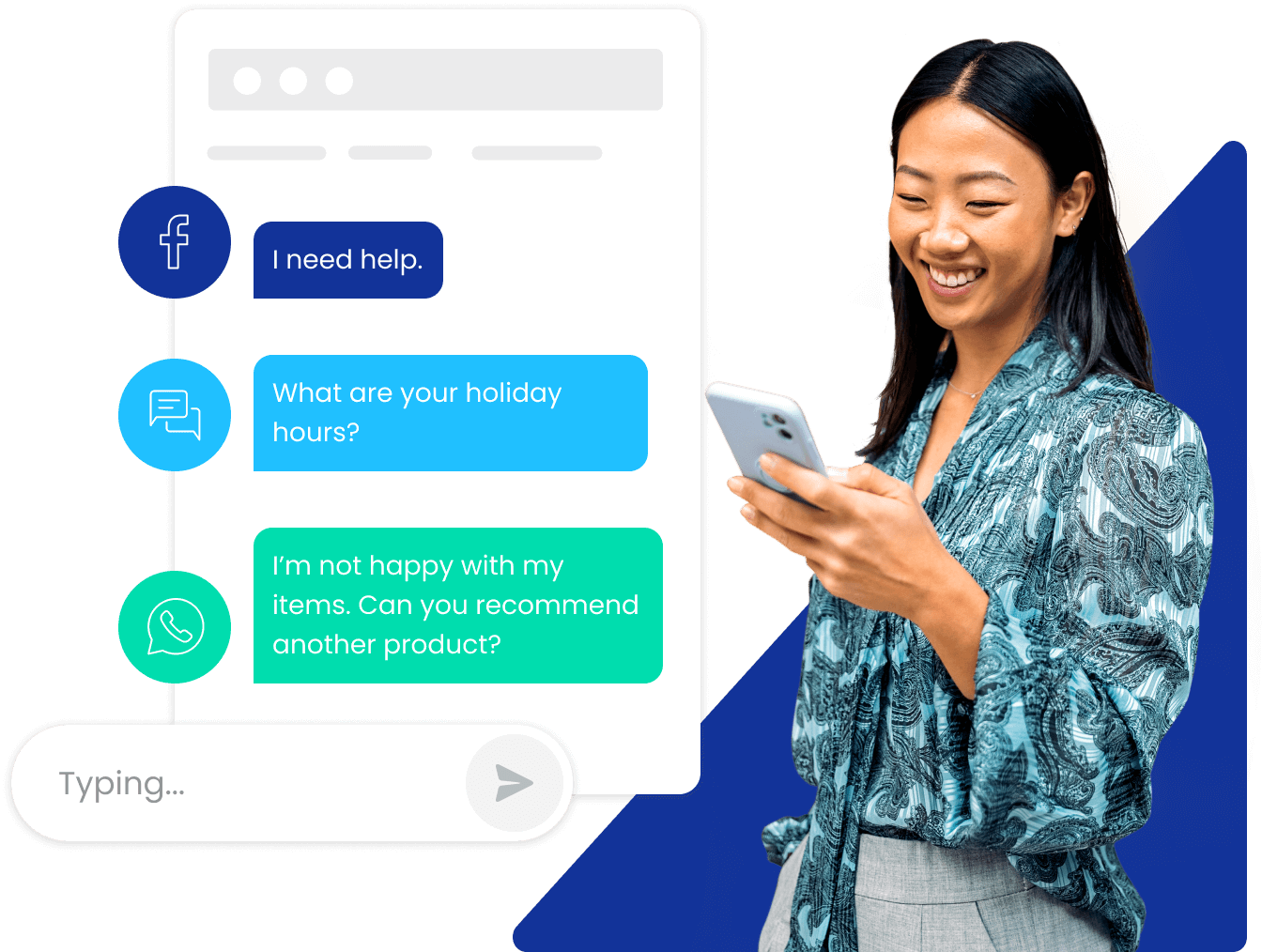 Deliver a seamless customer experience across any mobile device