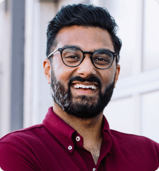 Acquire's coo & cofounder amritpal dhangal