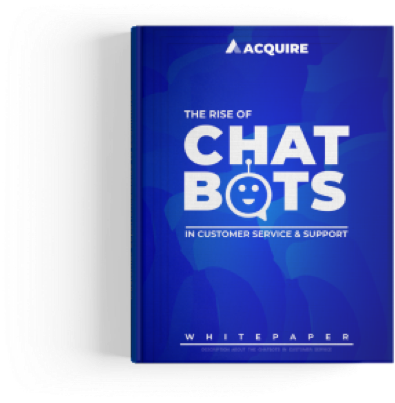 Acquire chatbot whitepaper