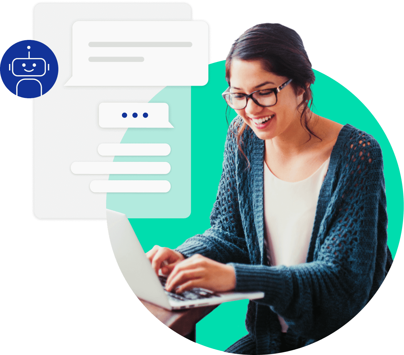 Conversational chatbots to deliver great CX
