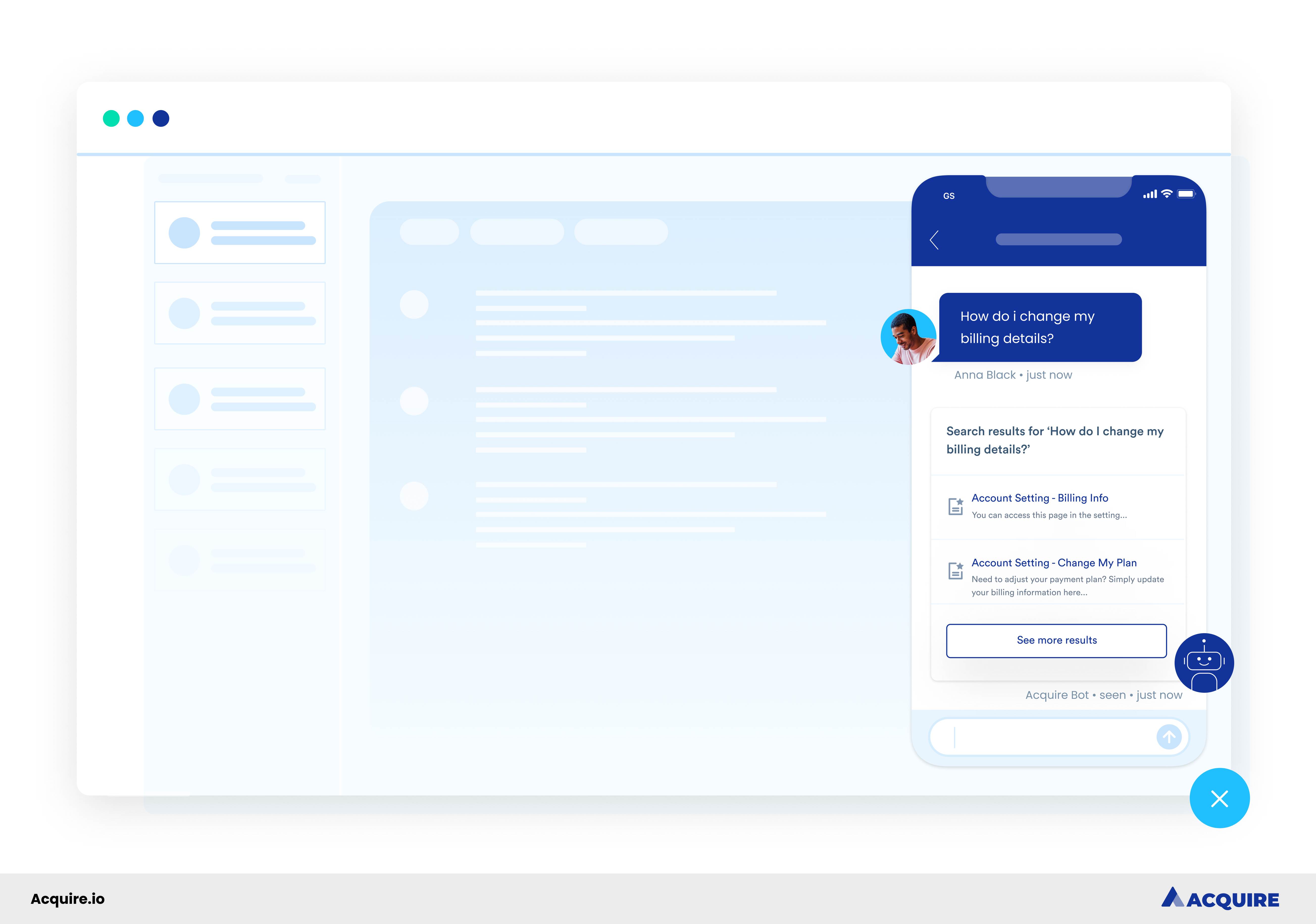 Integrate your help desk articles into AI chat software