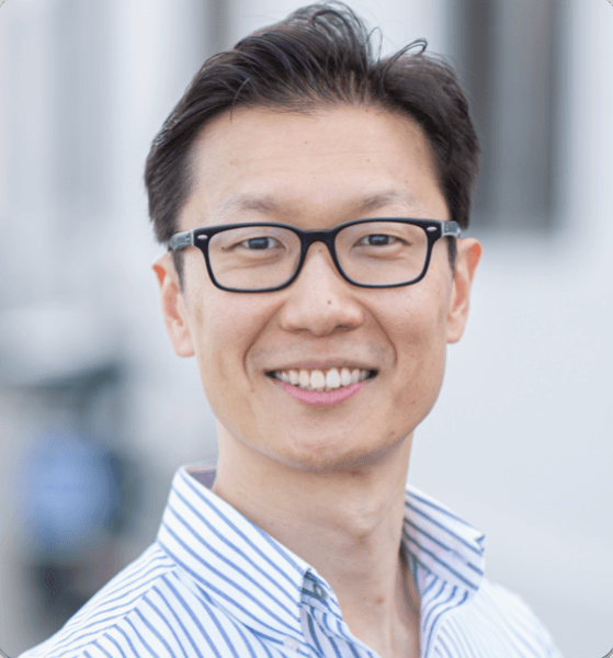 Acquire's sr director of finance terry yang